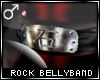 !T Rock bellyband [M]