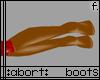:a: PVC Deer Boots