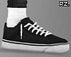 rz. Black Sneakers