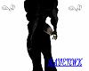 black bear tail