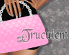 Quilted  Bag Pink