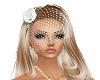 Bride Fascinator veil