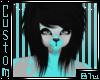 B!u: Hearts Custom Fur F