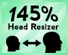 Head Scaler 145%