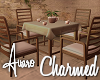 Charmed Patio Table