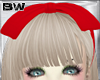 Red Bandana Bow
