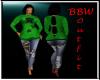 BBW Green Winter set