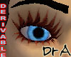 Derivable Saw eyelashes