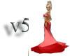 *v5 Dresses Fresas