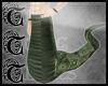 TTT Green Snake Tail M