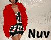 Red Fur Jack+Dress RL