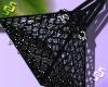 Black Glitter Bag