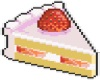 Cake Speech Bubble