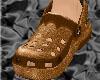 *CROCS Brown Shoes