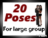 20 Pose Group