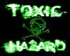 -x- toxic green boots
