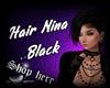 Hair Nina Black