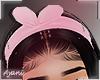 ❤ Pink Hair Bow
