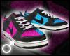 Pink/Blue Dunks