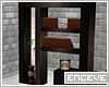 ENC. LUXURY BOOKCASE