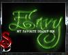 *SD*Envy Sticker