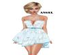 Dance Dress - Blue