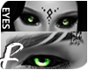 Demon Dark Green | Eyes