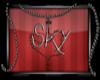 [C] B&W Sky (rose)