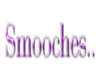 Smooches... Sticker