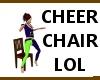 KP cheer chair lol