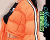 ! Izzie Track Coat