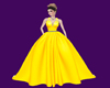 *HC* Yellow Gown