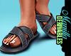 ! M' Gray Slippers