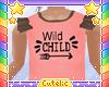 Kids Wild Child-Top
