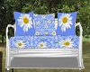 daisy patio couch