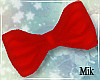 [MK] Ribbon Head Red