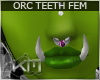 +KM+ Orc Teeth v1 F
