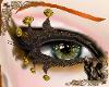 Jewel Lashes Yellow