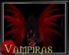 Dark Angel's Red Wings