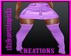 Purple Skirt&Boots