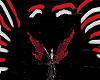 ^6-Wings Black w' Red^ F