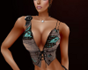 (SL) Afina Grey Top