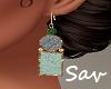 Jade Earrings