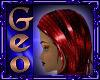 Geo Nynaeve Ruby Red F
