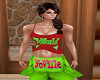 S/~Red YoVille Tank Top