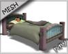 (MV) Bed Slept-In
