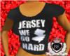 [BE]Jersey go hard tee F