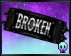 Broken Armband R / F
