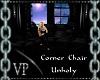 Corner Chair Unholy