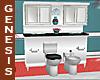 WD Toilet/Bidet w/snd